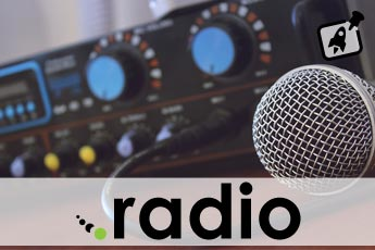 Register your .radio domain!